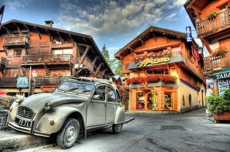Megève Savoie France