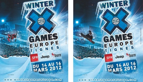 Winter X games 2012 14 16 mars Shaun White Wedze kevin Rolland podlachikov