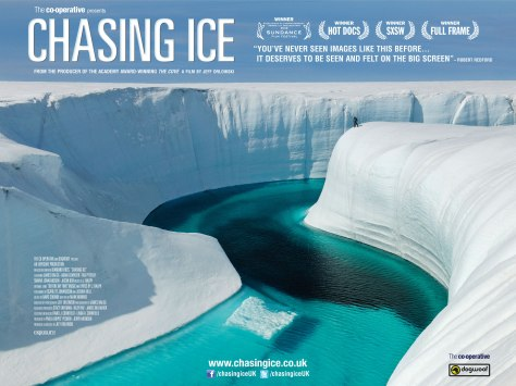 Chasing-Ice-James Balog documentary film climate chage sundance film festival award winning