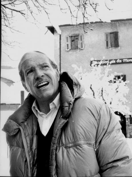 Deces de l'alpiniste Maurice Herzog : 1er français à 8000m