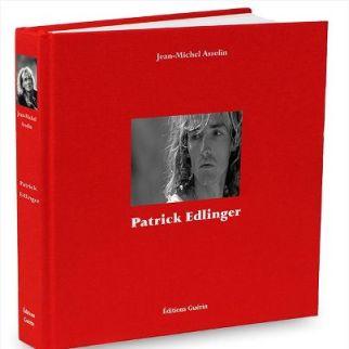 Livre rouge GUERIN Patrick Edlinger Autobiographie escalade Berrrault legende