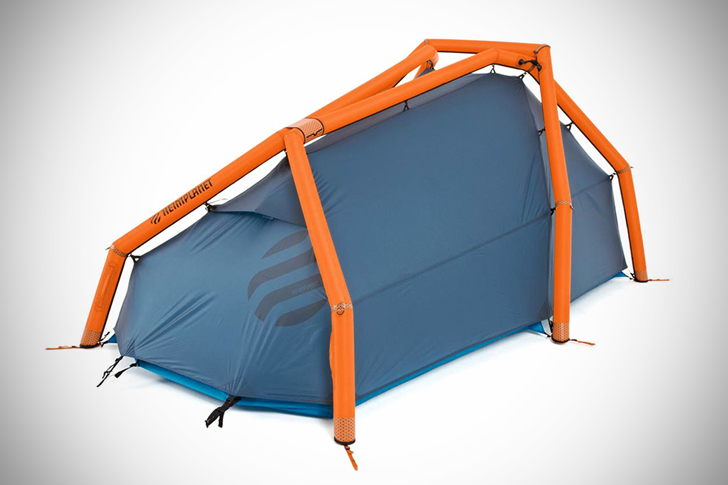tentes gonflables inflatable tent heimplanet the wedge. Black Bedroom Furniture Sets. Home Design Ideas