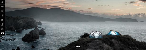 Tentes gonflables / inflatable tent Heimplanet : The Wedge