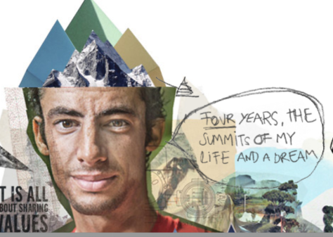 Four years Summit of life dream Kilian