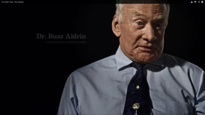 Buzz Aldrin North Face promotion video the Explorer Mountain Moon