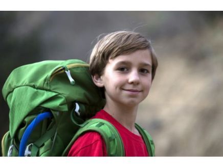 Tyler Armstrong, aged 9, youngest boy to climb Aconcagua, andes Sherpa Lhawang Dhondup