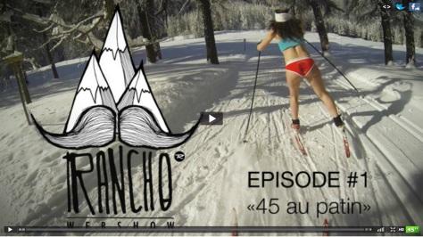 Rancho rossignol transju transjurassienne marathon skidefond skipass nordic ski 45 au patin 3