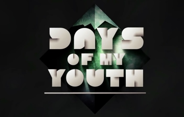 Days of my youth ski video Redbull Logo teaser film logo