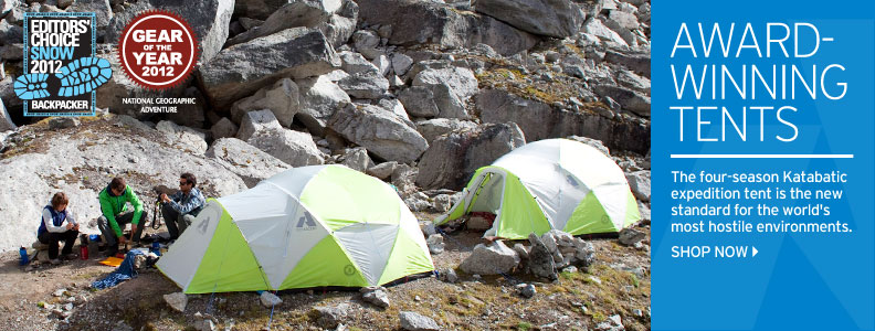 Eddie Bauer First ascent sheter tent gear of the year national geographic magazine Power Katabatic & Eddy Bauer Katabatic Power : la tente du0027expedition solaire ...