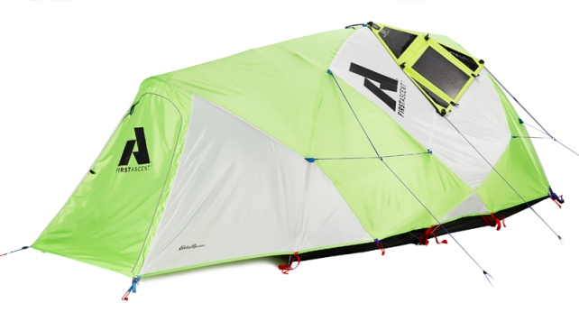 Eddie Bauer Power Katabatic solar tent