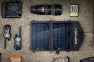 Goal-Zero-Solar-battery-chargers-Sherpa 50 tent