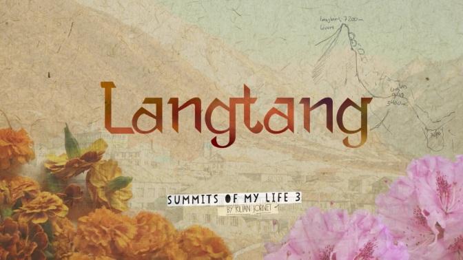 Langtang : Le film et le projet de reconstruction de Kilian Jornet