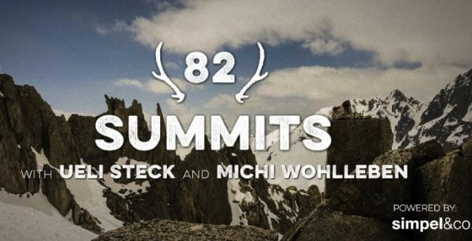 Ueli Steck Climbs 82 highest Alps Summits In 62 Days