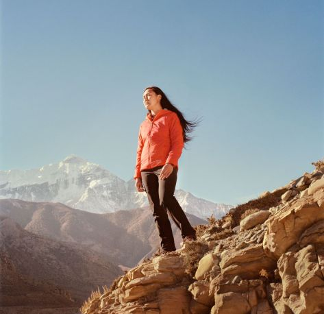 National-Geographic-adventurer-of-year-Pasang Lhamu Sherpa Akita-portrait