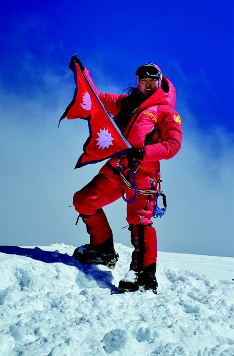 National-Geographic-adventurer-of-year-Pasang Lhamu Sherpa Akita