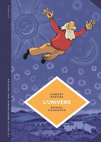 Hubert_REeves_album_BD_L'univers_petite-bedetheque-savoirs-tome-2-l-univers-creativite-cosmique-et-creativite-artistique